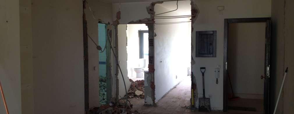 تنفيذ NOVACOBE - Construção e Reabilitação, Lda.