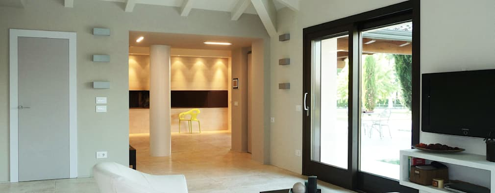 Uma casa perfeita pr fabricada e em madeira for Lacost case in legno