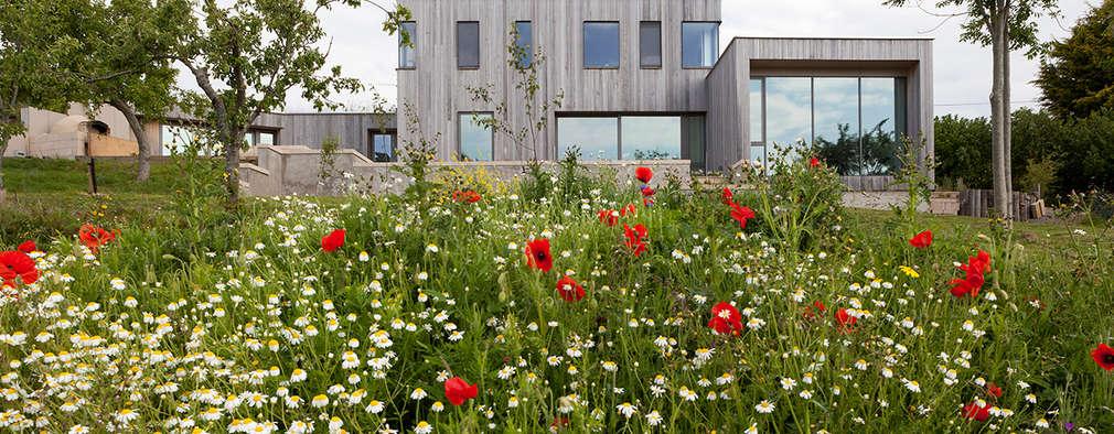 moderne Häuser von Designscape Architects Ltd