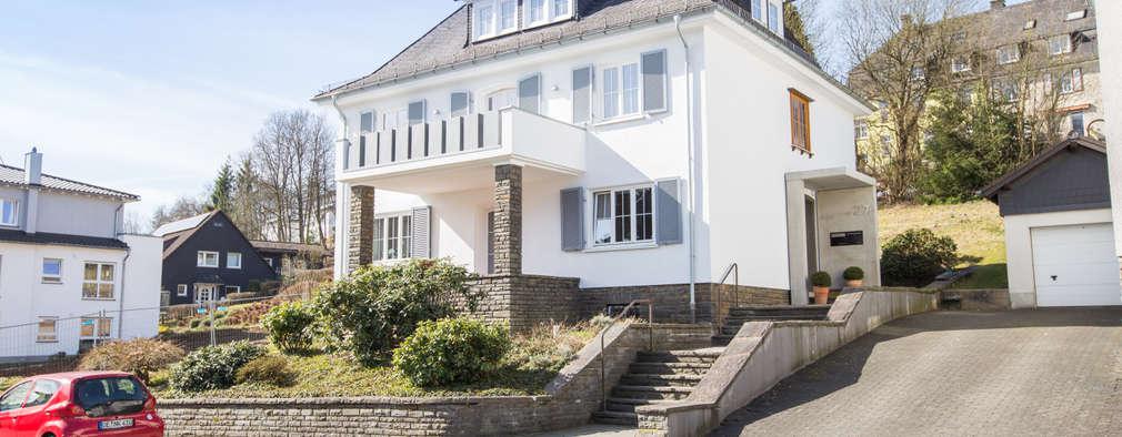 Дома в . Автор – FH-Architektur
