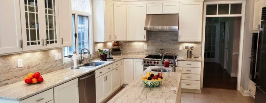 More interior ideas: classic Kitchen by Lux Design Associates