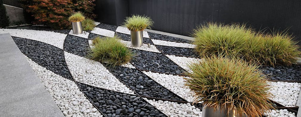 Jardins asiáticos por  Fernando Pozuelo Landscaping Collection