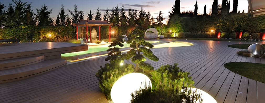 Finishing touches to turn your garden into a paradise for Finishing touches landscaping