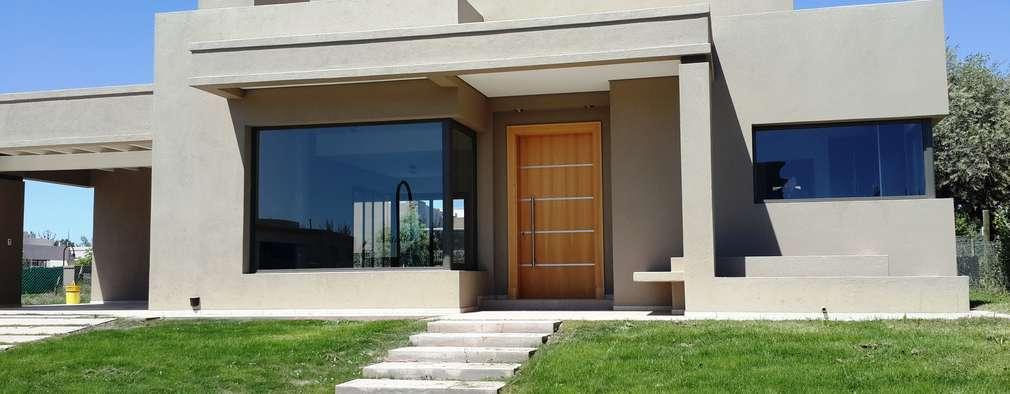 16 lindas fachadas de casas que ser o sempre modernas for Casas modernas alargadas