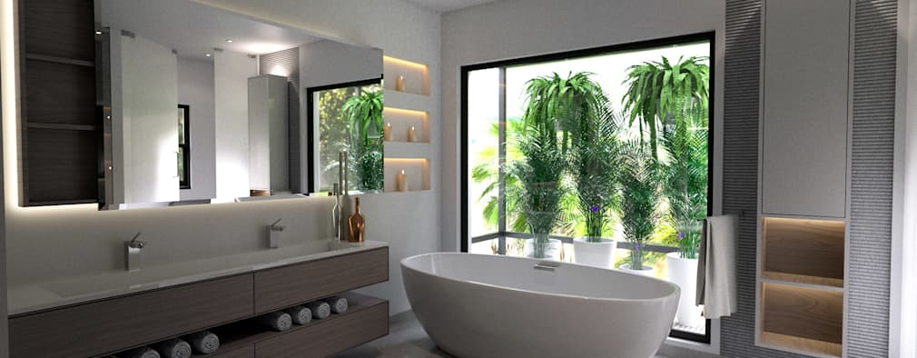 The 10 most beautiful new bathrooms in South Africa
