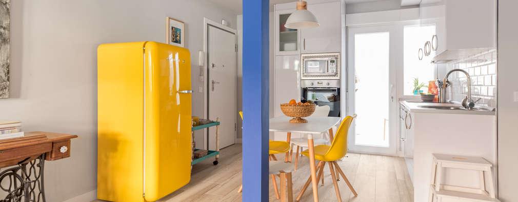 20 Cucine Piccole, Moderne e Spettacolari!