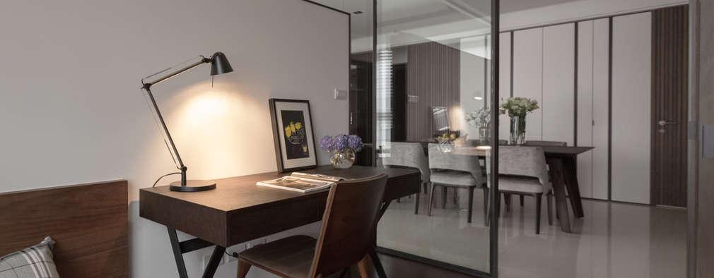 아파트일수록 공간 구성은 알차게, 서재 겸 게스트룸 아이디어 9