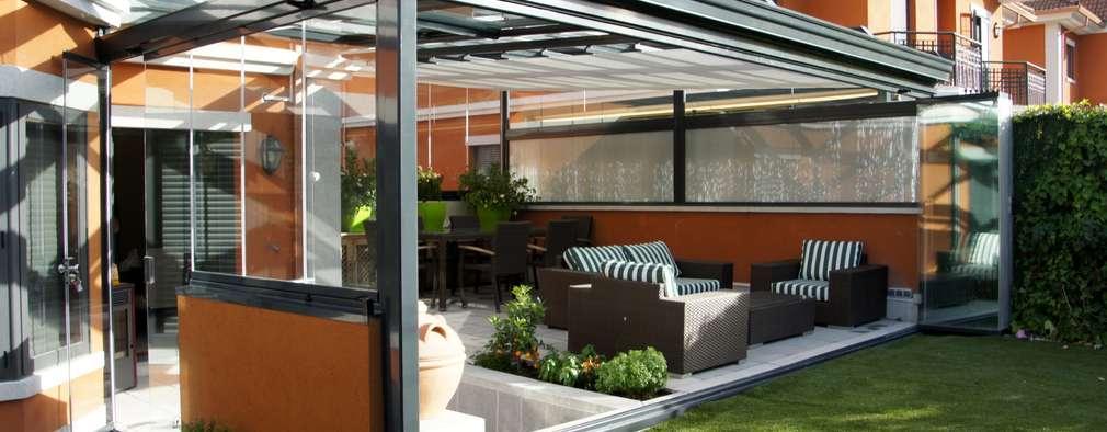 Techado de terrazas buscando la terraza perfecta te damos - Techados para terrazas ...