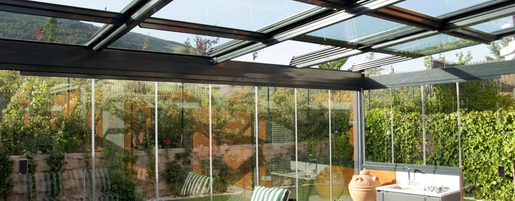 17 ideas de techos m viles para tu terraza se ver muy for Techos de terrazas modernas