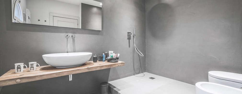 10 favolosi bagni moderni con doccia - Bagni moderni con doccia ...