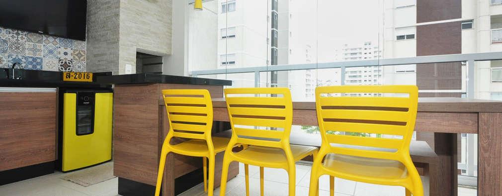 Patios & Decks by Condecorar Arquitetura e Interiores