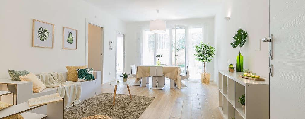 Ruang Keluarga by Home Staging & Dintorni