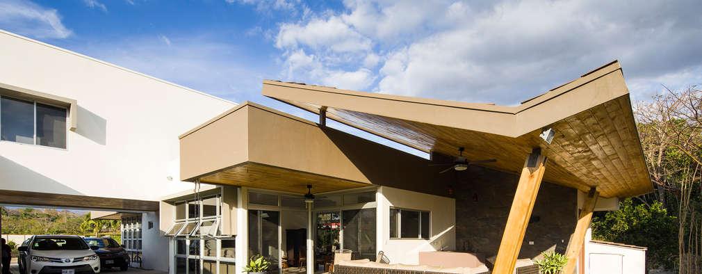 Patios & Decks by J-M arquitectura