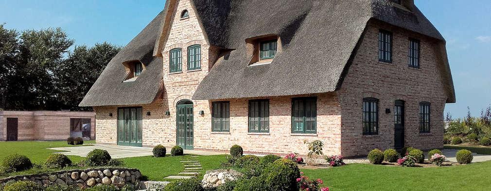 Sylt Reetdachhaus luxus pur im eleganten reetdachhaus