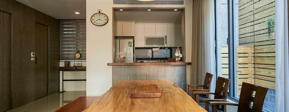 /4:  餐廳 by 世家新室內裝修公司
