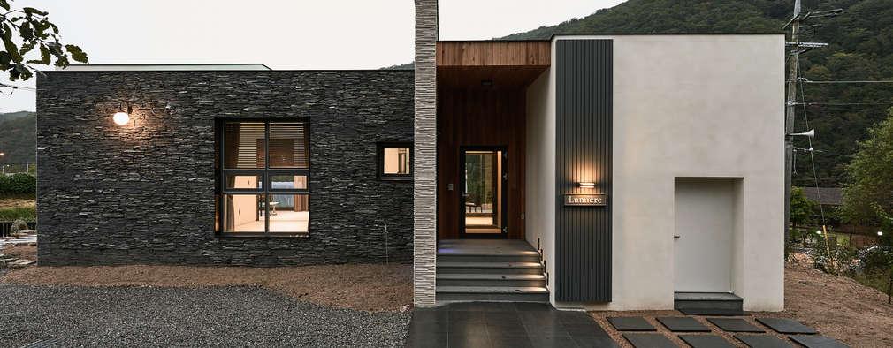 منازل تنفيذ Design Anche