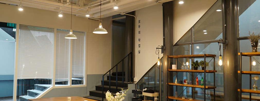 2much designer office: 디자인알레스의  회사