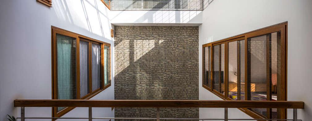 Windows  by Manuj Agarwal Architects