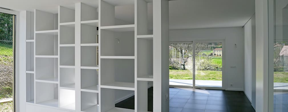 Oficinas de estilo moderno por homify