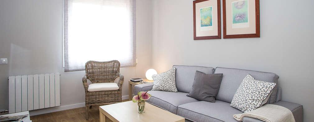 غرفة المعيشة تنفيذ Grupo Inventia