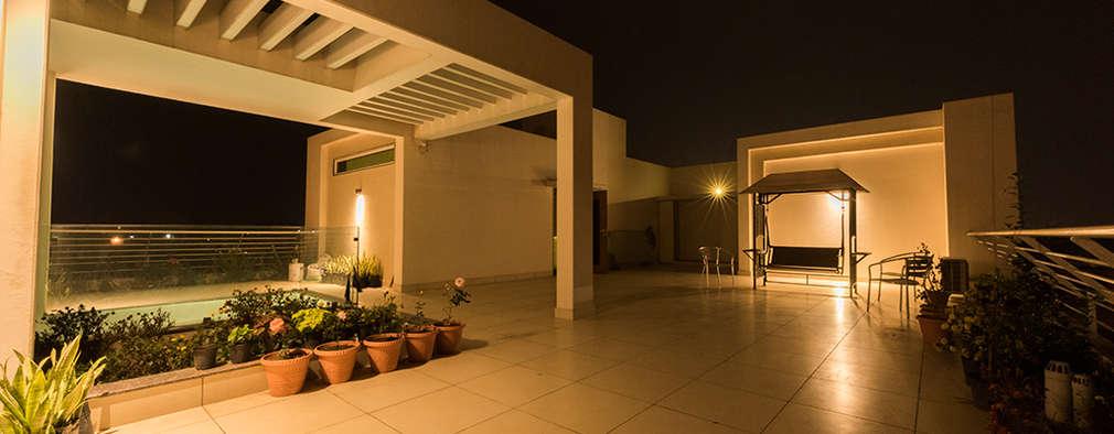 Terrace by Ankit Goenka