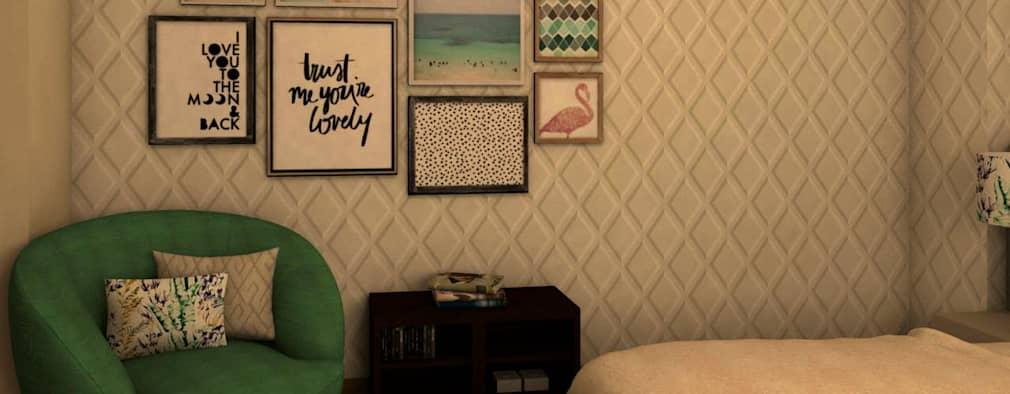 Idee Per Rendere la Camera da Letto Elegante e Sofisticata
