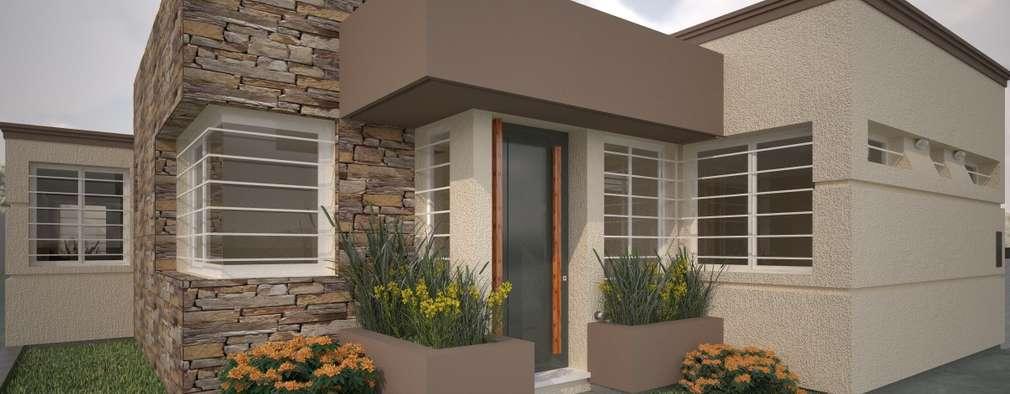 Revestimiento de piedra 7 ideas para tu fachada for Las mejores decoraciones de casas