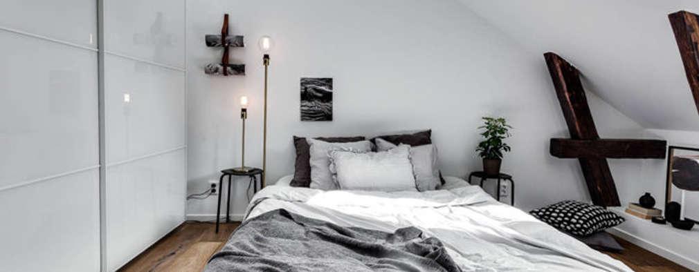 Gave ideeën voor de kleine slaapkamer