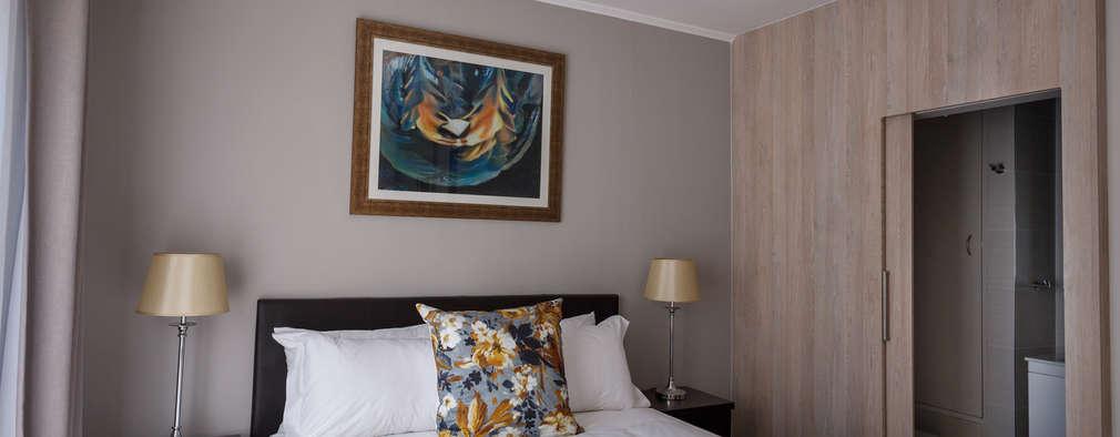 Dormitorios de estilo moderno por Nailed it Projects
