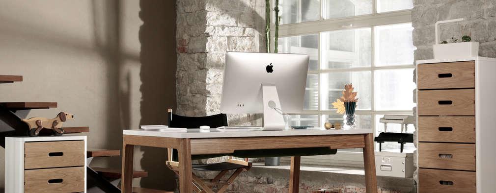 Arbeitszimmer design  Arbeitszimmer einrichten: So könnt ihr es absetzen
