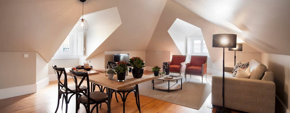 by Pureza Magalhães, Arquitectura e Design de Interiores