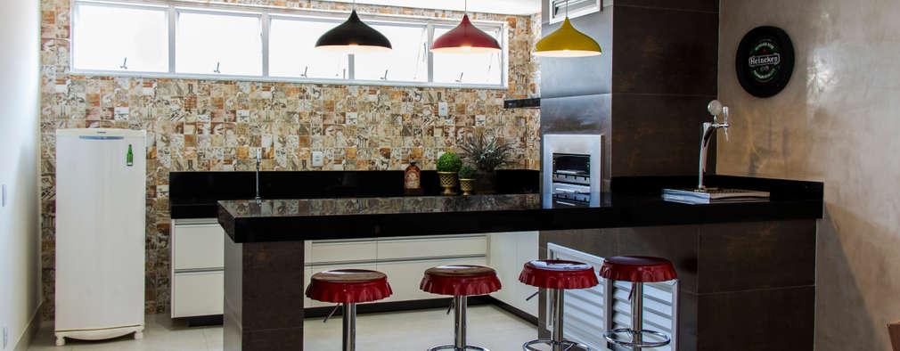 مطبخ تنفيذ Novità - Reformas e Soluções em Ambientes