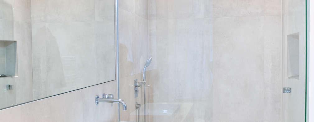 70 Qm Loft: Moderne Badezimmer Von Freudenspiel   Interior Design