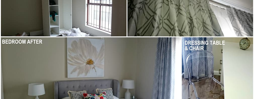 APARTMENT RENOVATION:   by BEFORE & AFTER DECOR