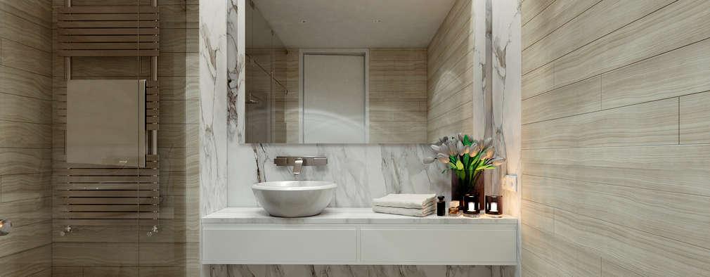 6 Gestaltungstipps für supermoderne Badezimmer