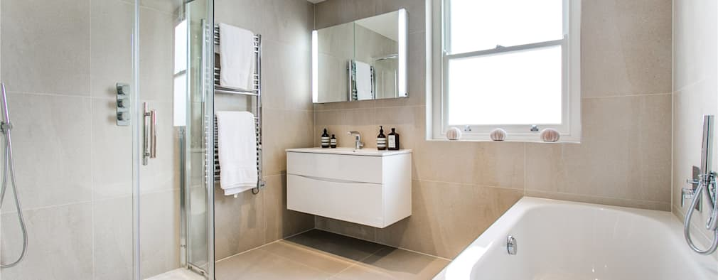حمام تنفيذ APT Renovation Ltd