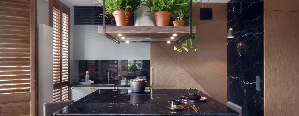 tropical Kitchen by JT GRUPA