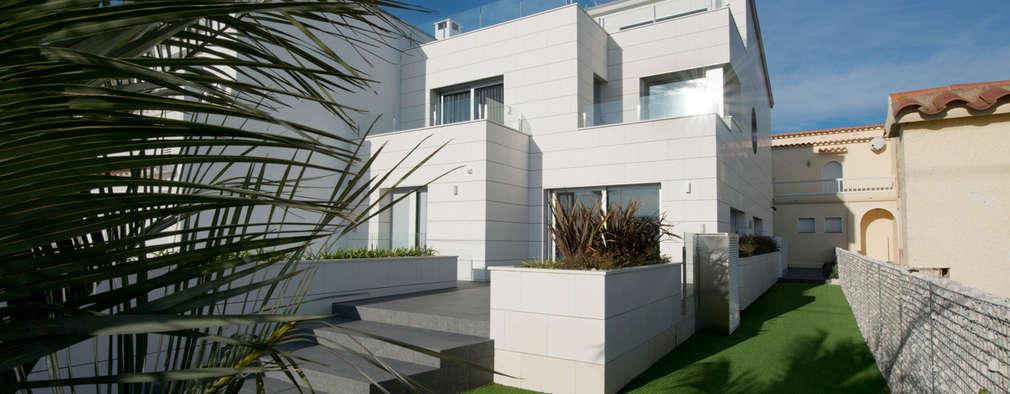 Casas de estilo minimalista por HD Arquitectura d'interiors