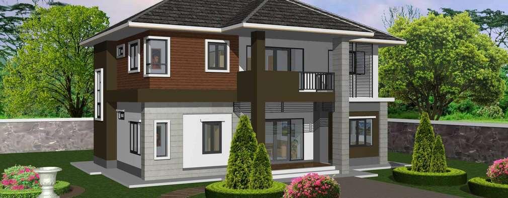5 projectos 3d de casas para o inspirar a construir a sua for Crear casas 3d