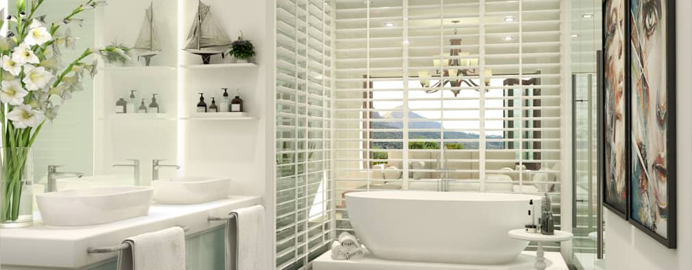 Constantia Development  modern Bathroom by Modo 16 pictures of beautiful bathrooms