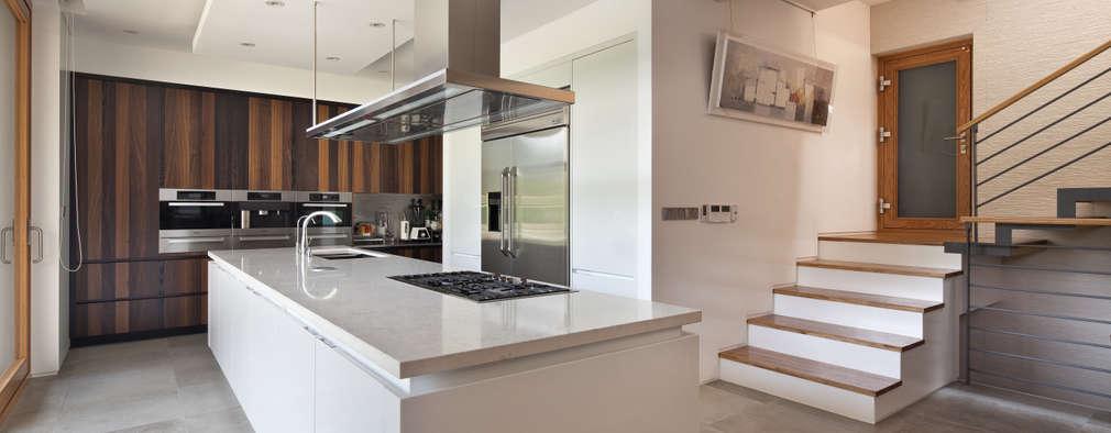 Das sind die aktuellen Trends von Einbauküchen mit Kücheninseln