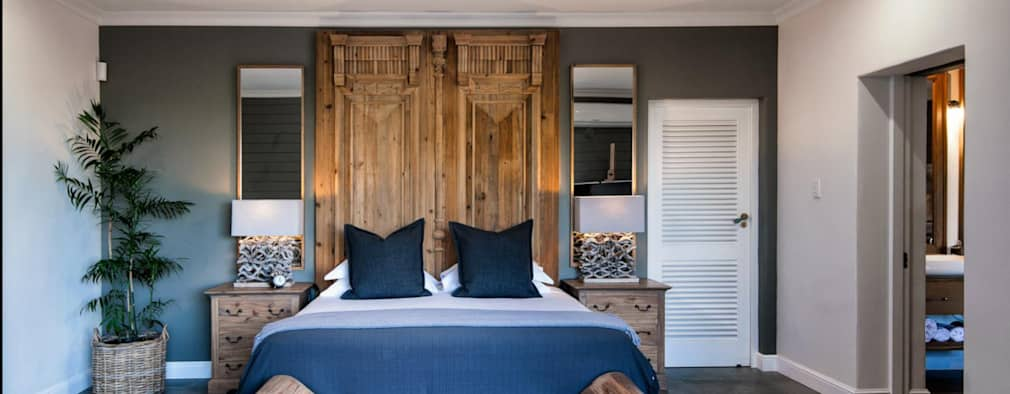 Bedroom: eclectic Bedroom by JSD Interiors