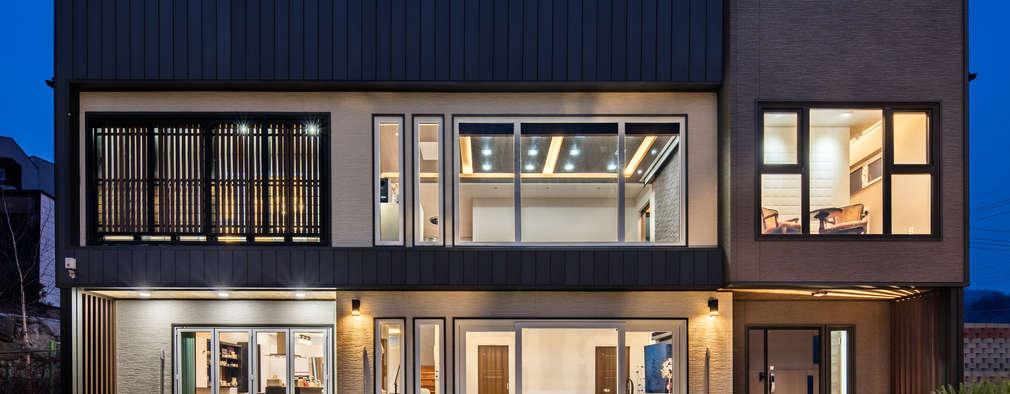 담백한 아름다움과 다채로운 즐거움이 가득한 집, 전수리 단독주택