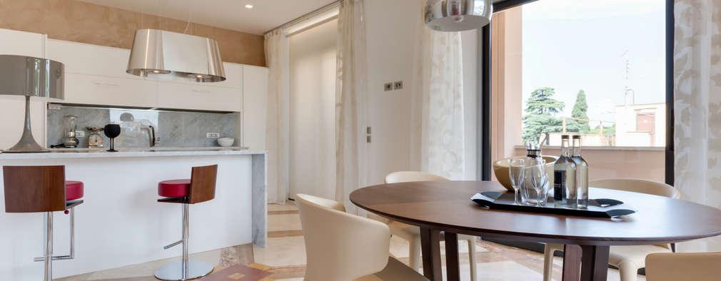 Comedores de estilo moderno de Gruppo Castaldi | Roma