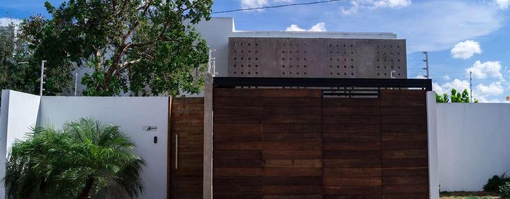 Nhà by Fdz/Esquivel Arquitectura