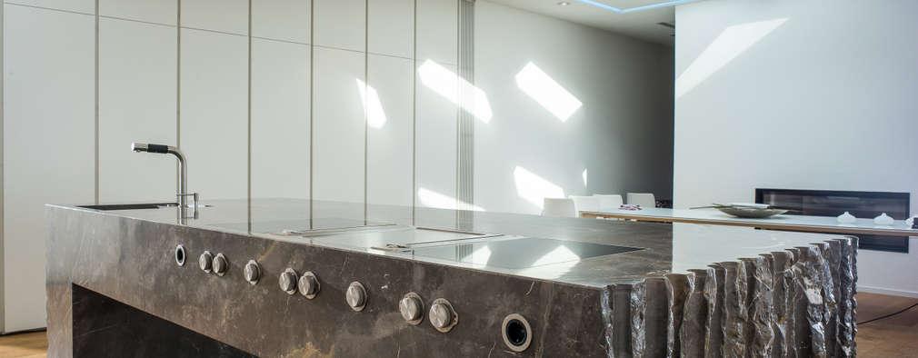 مطبخ تنفيذ STEINWOLF NatursteinLösungen