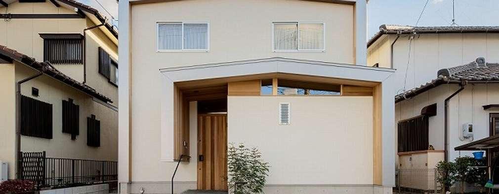 modern Houses by Ju Design 建築設計室