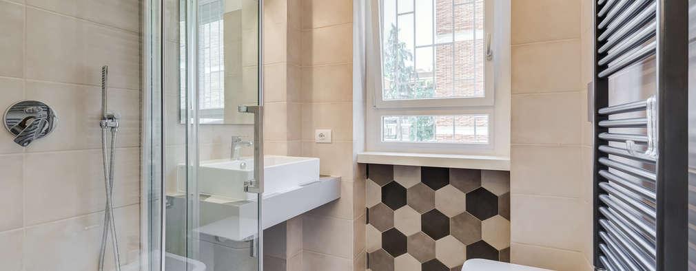 7 bagni piccoli e moderni da copiare - Immagini Bagni Piccoli Moderni