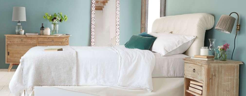 31 cabeceras de cama increíbles para lograr una habitación de revista