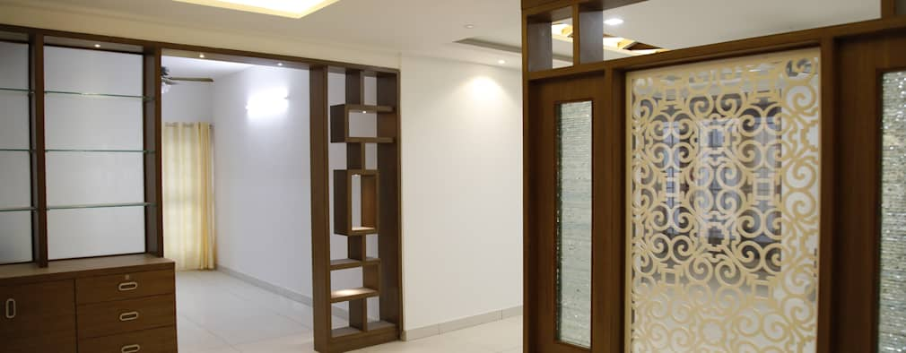 a warm and fashionable 3bhk flat in bangalore